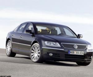 VW Phaeton W12 6.0 photo 10
