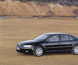 VW Phaeton W12 6.0 photo 11
