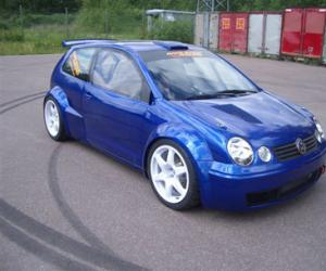 VW Polo photo 8