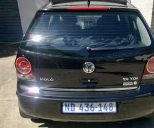 VW Polo 1.9 TDI photo 7