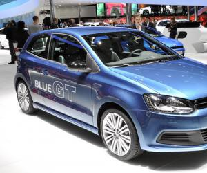 VW Polo BlueGT photo 1