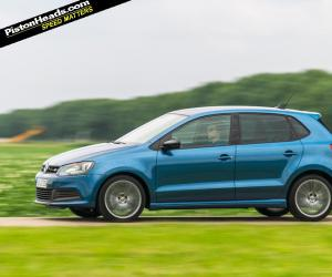 VW Polo BlueGT photo 4