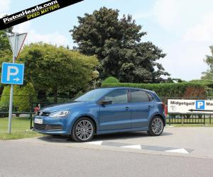 VW Polo BlueGT photo 5