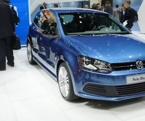 VW Polo BlueGT photo 8