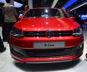 VW Polo R-Line photo 12