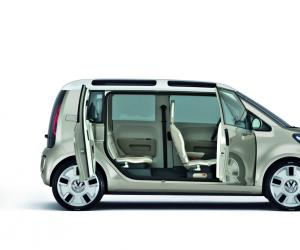 VW Space Up! photo 4