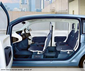 VW Space Up! photo 8