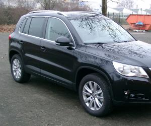 VW Tiguan photo