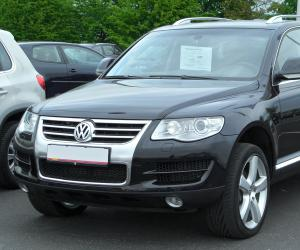 VW Touareg 3.0 TDI photo 2