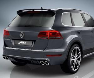 VW Touareg 3.0 TDI photo 12