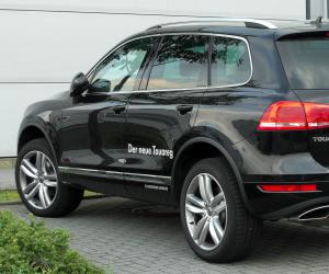 VW Touareg V6 TDI photo 1