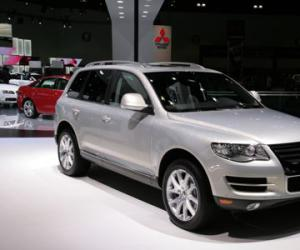 VW Touareg V6 TDI photo 2