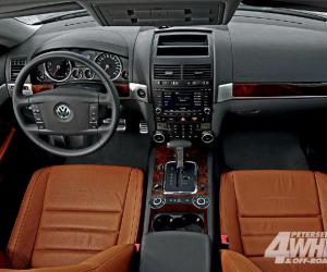 VW Touareg V6 TDI photo 5