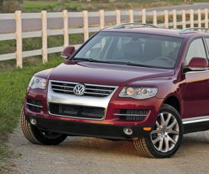 VW Touareg V6 TDI photo 6