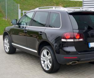 VW Touareg V6 TDI photo 7