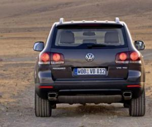 VW Touareg V6 TDI photo 9