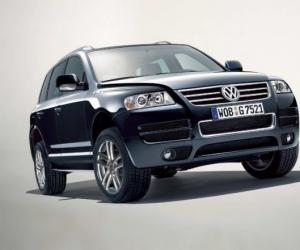 VW Touareg V6 TDI photo 13
