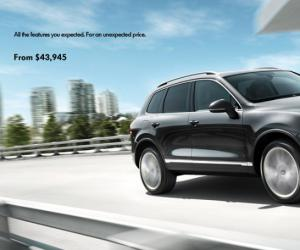 VW Touareg V6 TDI photo 14