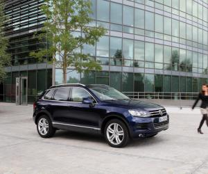 VW Touareg V8 TDI photo 3
