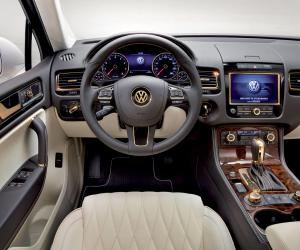 VW Touareg V8 TDI photo 4