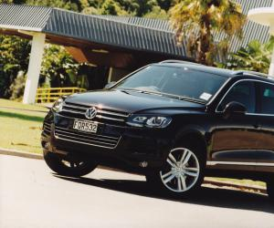 VW Touareg V8 TDI photo 5