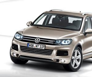 VW Touareg V8 TDI photo 6