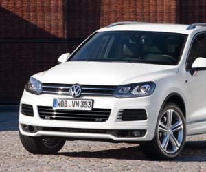VW Touareg V8 TDI photo 7