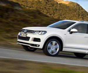 VW Touareg V8 TDI photo 10