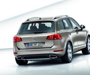 VW Touareg V8 TDI photo 12