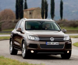 VW Touareg V8 TDI photo 13