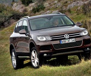 VW Touareg V8 TDI photo 14