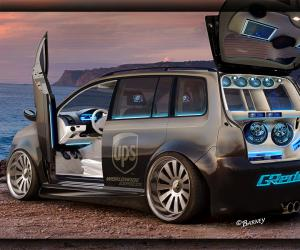 VW Touran image #3