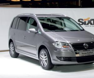 VW Touran EcoFuel photo 4