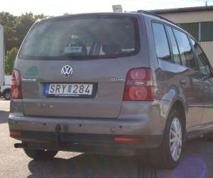 VW Touran EcoFuel photo 11