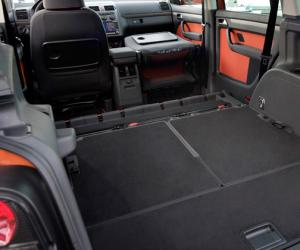 VW Touran EcoFuel photo 12