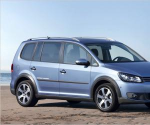VW Touran TSI EcoFuel photo 4