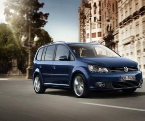 VW Touran TSI EcoFuel photo 6