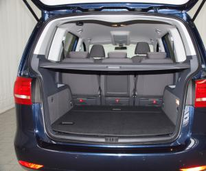 VW Touran TSI EcoFuel photo 7
